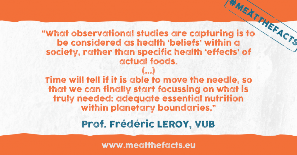 Freshly released NutriRECSconsortium dietary advice updates on red and processed meats: A turning point in a longstanding controversy?