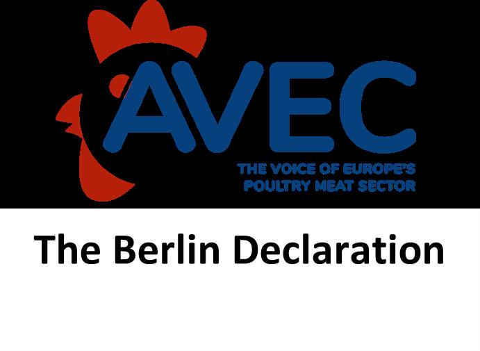Sustainability - The Berlin Declaration